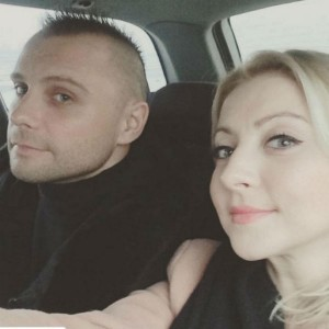 Семен Фролов и Анастасия Сова-Егорова. Фото