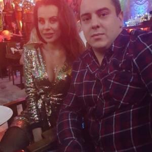 Ольга Ветер с новым парнем. Фото
