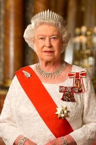 Королева Елизавета II. Фото