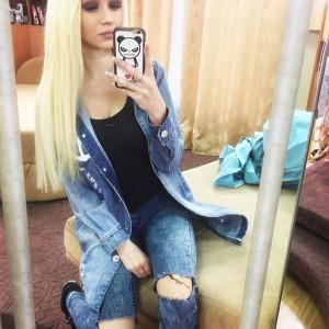 Виктория Комиссарова. Фото