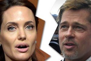 Анджелина Джоли и Брэд Питт. Фото