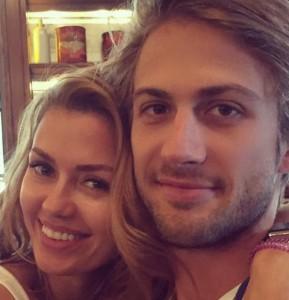 Виктория Боня и Алекс Смерфит. Фото