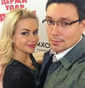 Марина Африкантова и Андрей Чуев. Фото