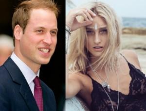 Принц Уильям и Софи Тейлор. Фото