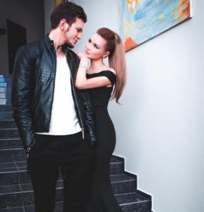Евгения Феофилактова и Антон Гусев. Фото