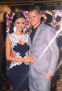Анастасия Костенко и Дмитрий Тарасов. Фото