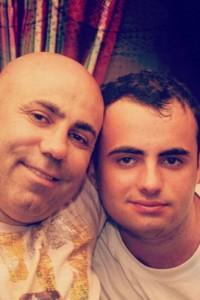 Иосиф Пригожин с сыном. Фото