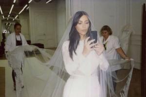 Ким Кардашьян. Фото