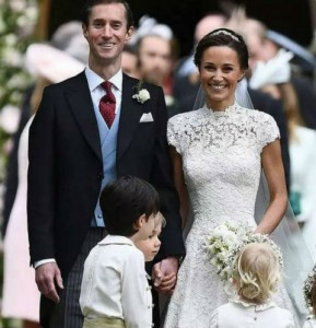 Свадьба Пиппы Миддлтон. Фото