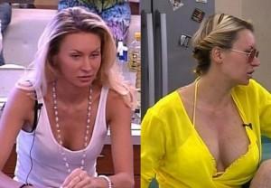 Элина Карякина до и после пластики. Фото