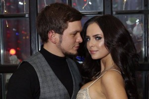 Виктория Романец и Антон Гусев. Фото