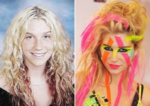 Певица Кеша без макияжа. Фото