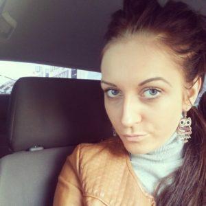 Кристина Дерябина. Фото