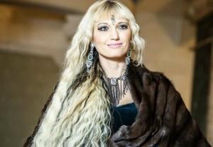 Лама Сафонова. Фото