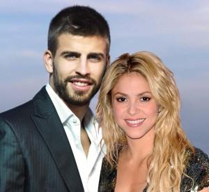 Шакира и Жерар Пике. Фото