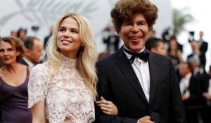 Игорь Богданов с женой. Фото