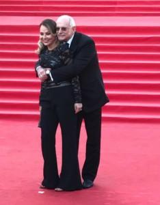 Орнелла Мути и Никита Михалков. Фото