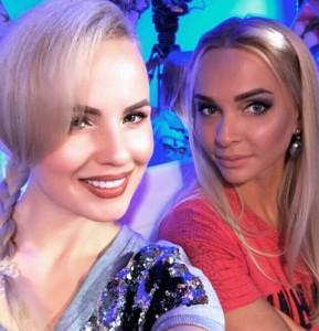 Александра Харитонова и Наталья Варвина. Фото