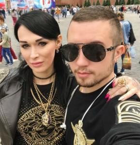 Илона Новоселова и Артем Бесов.  Фото