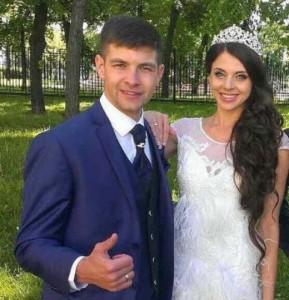 Ольга Рапунцель и Дмитрий Дмитренко. Фото