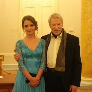 Иван и Наталья Краско. Фото