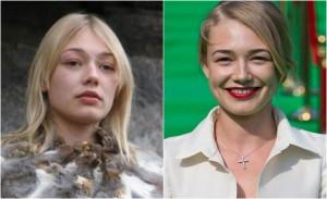 Оксана Акиньшина без макияжа. Фото