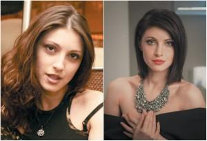 Анастасия Макеева без макияжа. Фото
