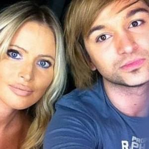 Тима Брик и Дана Борисова. Фото