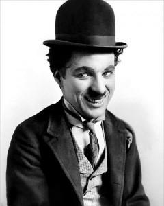Чарли Чаплин. Фото