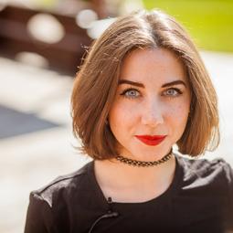 Олеся Лисовская. Фото