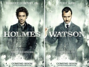 Шерлок Холмс(2009)