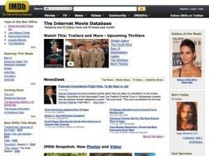 База данных кино IMDb