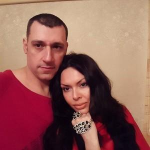 Виктория Карасева и Вячеслав Дворецков. Фото