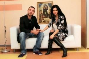 Виктория Карасева и Руслан Проскуров. Фото