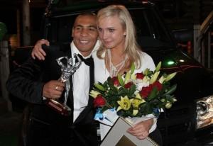 Анастасия Дашко и Сэм Селезнев. Фото