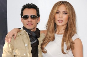 Jennifer Lopez And Marc Anthony Press Conference Announcement