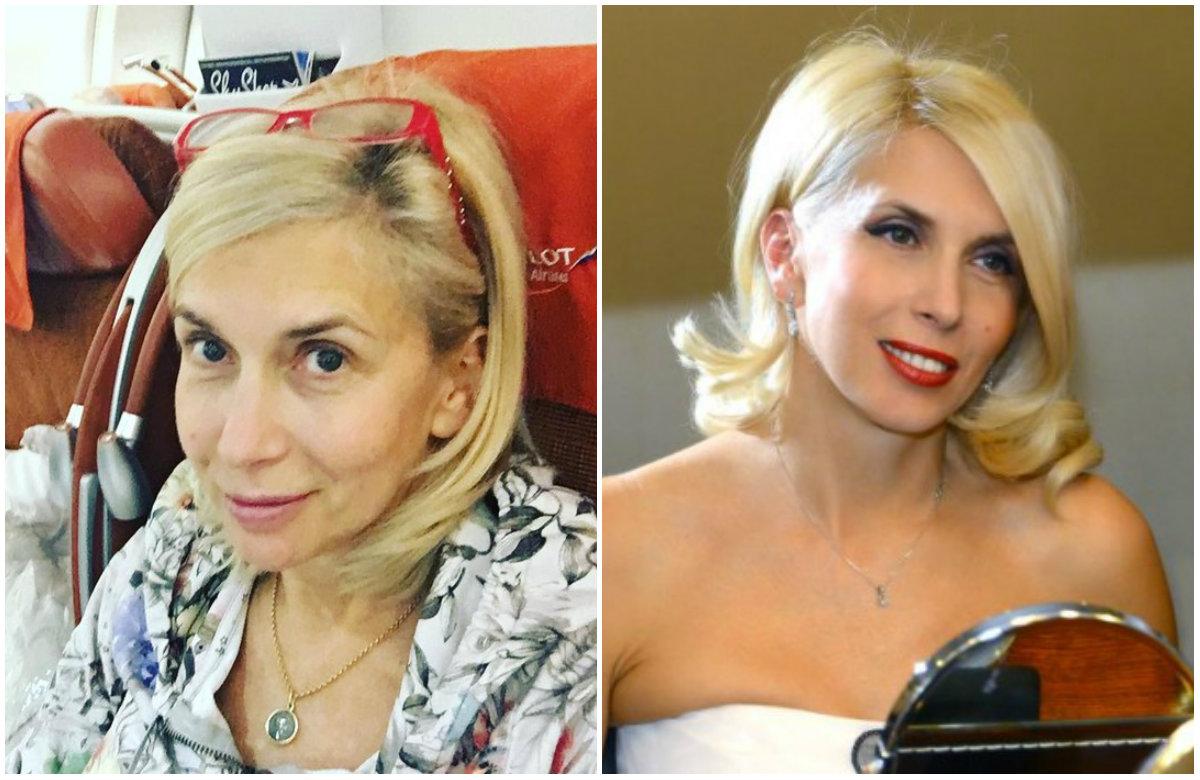 Русские шоу звезды без макияжа