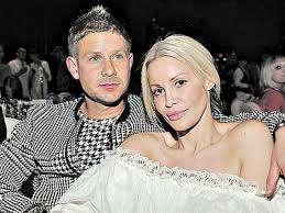 Митя Фомин и Ксения Мерц. Фото