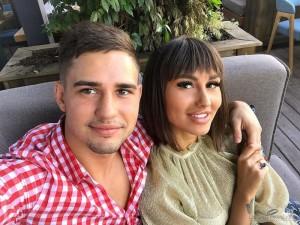 Захар Саленко и Лера Фрост