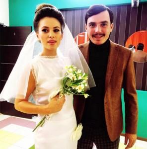Александра Артемова и Евгений Кузин. Фото