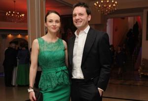 анна Снаткина с мужем. Фото
