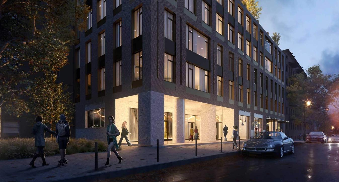 FRANKLIN Concept House — пятизвездочный дом в деловом центре Киева